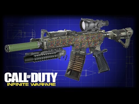 Call of Duty: Infinite Warfare | 12 Unique Epic Weapon Variant Ideas