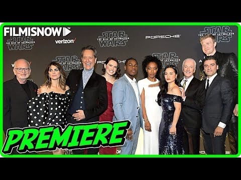 star-wars:-the-rise-of-skywalker-|-world-premiere