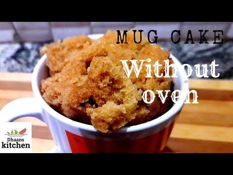 #Mugcake   vennila mug cake   how to make mug cake in ...