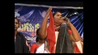 Belli Lalithakka - A song by Praja Kalaa Mandali Artists.