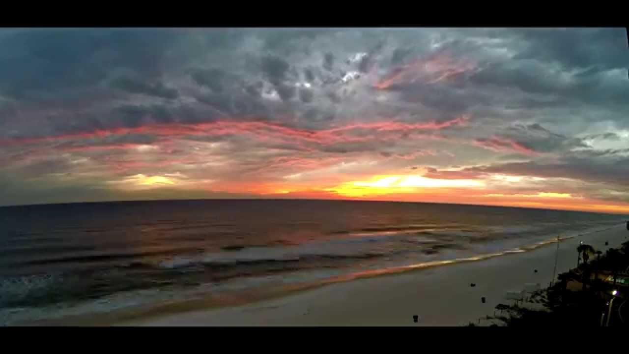 Time Lapse Sunset || Sunrise GoPro 2015 || Panama || Key ...