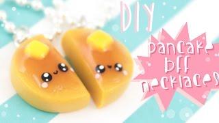 ♡ DIY PANCAKE Cute FRIENDSHIP Charms! ♡ | Kawaii Friday