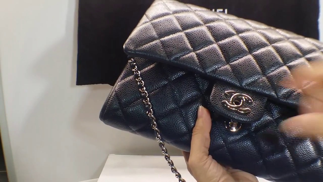 select for official reliable reputation online here Updated! CHANEL Classic Flap Clutch What fits in my bag!