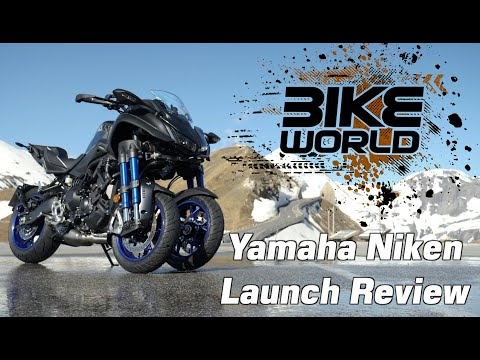 Yamaha Niken Launch Review & Tech Talk
