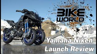 Yamaha Niken Launch Review & Tech Talk