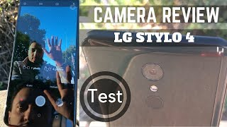 LG Stylo 4 Camera Review / Photo Video Sample Tests