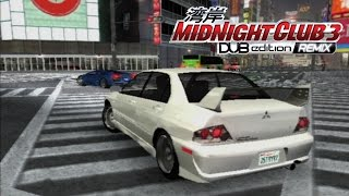 Midnight Club 3: DUB Edition REMIX 100% Completion by Reiji