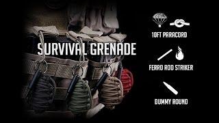 Strike Industries Survival Grenade