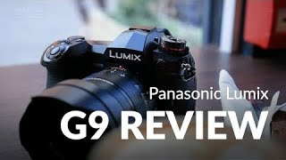 Panasonic LUMIX G9 Review - Shooting On-Location