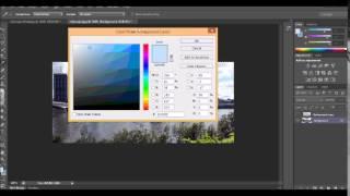 PhotoShop CS6 Maken van een Ansichtkaart Oefening 1A