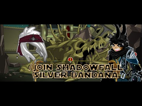 =AQWorlds=  How to get Silver Bandana