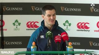 Irish Rugby TV: Jonathan Sexton On Ireland's Showdown With New Zealand