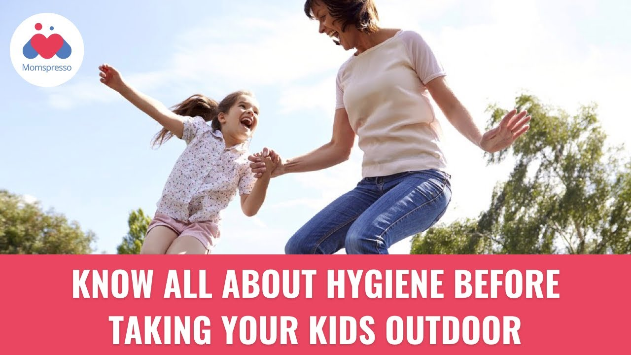 When To Worry About Kids Taking >> Hygiene Concerns While Taking Your Kids Out Moms Biggest Worry