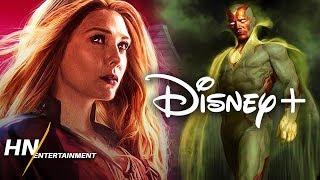 Scarlet Witch & Vision Disney+ Series ENTIRE Plot Leak & Breakdown