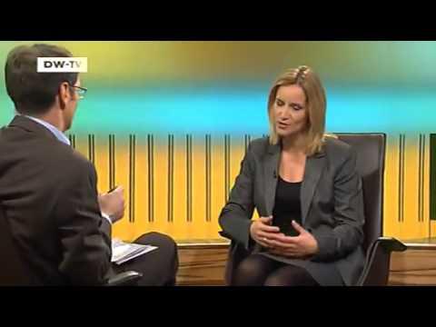 Our guest: Birgit Keller,DW-TV Presenter | Talking Germany