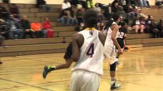 Girls Hoops: McClymonds v Oakland Tech 2-20-13