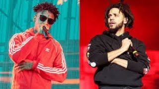 21 Savage - A lot (feat. J Cole) (Clean)
