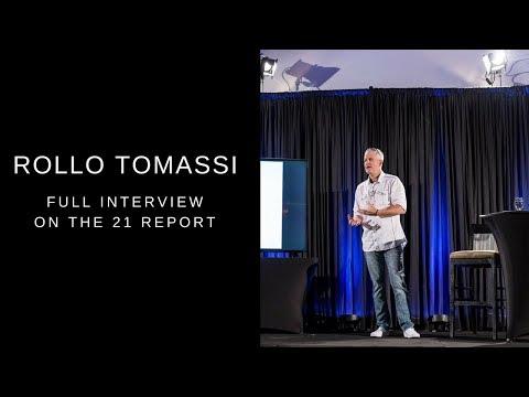World Premiere - Rollo Tomassi on The 21 Report | Full Interview
