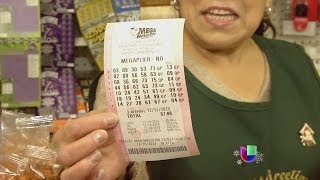 Fiebre de lotería por el