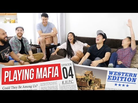Playing Mafia! Ep. 4 (Western Edition)