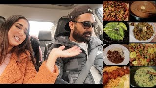 Food Vlog what we ate last week for  Dinner    Indian Mom vlogger