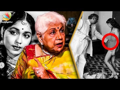 Casting Couch : Then and Now   Actress Sowcar Janaki Interview by Y.G. Mahendran