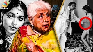 Casting Couch : Then and Now | Actress Sowcar Janaki Interview by Y.G. Mahendran