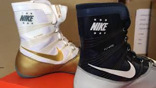 THE NEW NIKE HYPER KO BOXING BOOTS