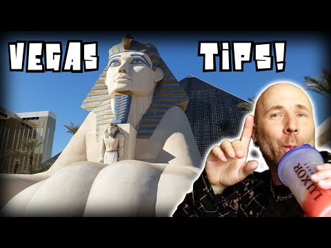 Las Vegas Tips For The Luxor Hotel - 014