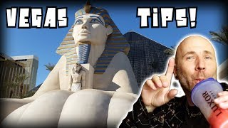 Las Vegas Tips For The Luxor Hotel - 014