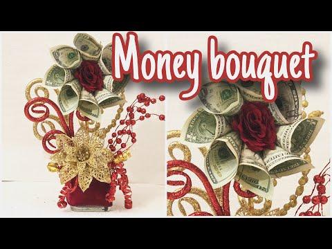 Money Bouquet ~ Cash Gifting Decoration ~ Indian Wedding Decoration ~ Payal Bhalani