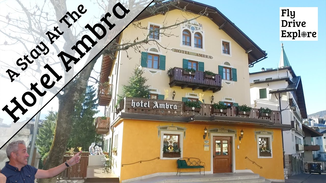 A Stay At The Hotel Ambra Cortina, Cortina d'Ampezzo, Italy