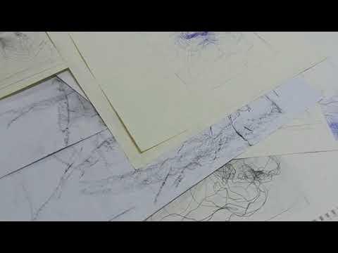 Justin Falzon Studio Visit (Sketches) - evecocks.com