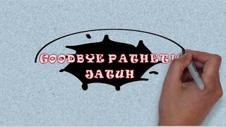 goodbye pathetic   jatuh video lyric