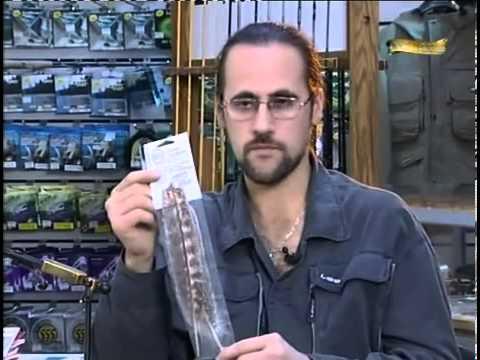 Инструменты и материалы для вязания мушек