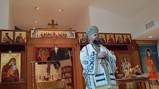 Instalarea Pr. Ionel Satnoianu - Misiunea Sf. Calinic