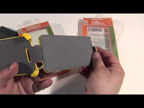 Чехол книжка для смартфона Sony Xperia E3 Ecostyle Shell обзор