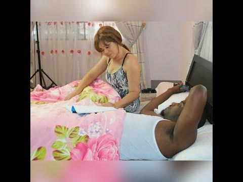 CHEMISTRY Nadia Buari,  John Dumelo  Nollywood New movie