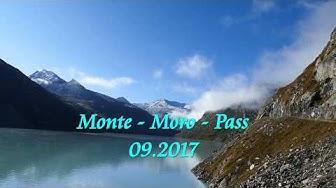 Monte Moro Pass