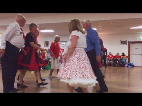 Adelaide Outlaws Square Dance Club - Valentine