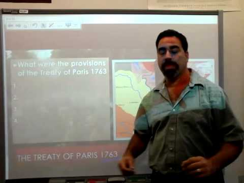 Lecture 9 the French and Indian War