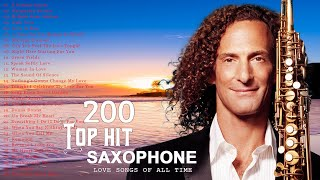 Top 200 Saxophone Romantic Love Song - Best of Relaxing Instrumental Music (Saxophone Greatest Hits)