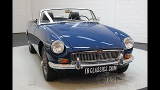 MGB Cabriolet 1964 -VIDEO- www.ERclassics.com