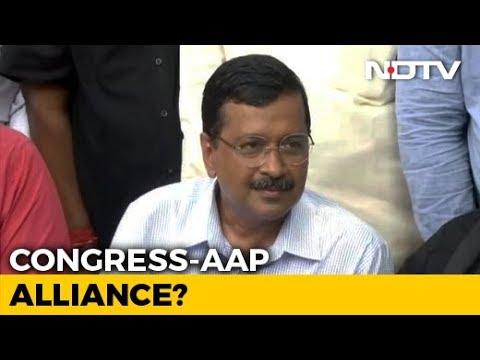"""Tired Of Convincing Congress"": Arvind Kejriwal On Alliance In Delhi"