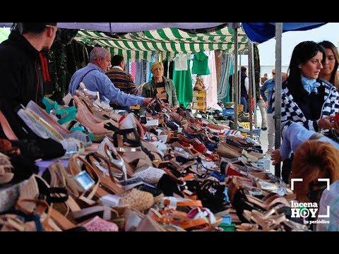 VÍDEO: La Junta dicta la nulidad de la autorización de apertura del Mercadillo del Domingo. Declaraciones de Teresa Alonso