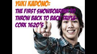 Yuki Kadono: Burton US Open (Vail, 2015)