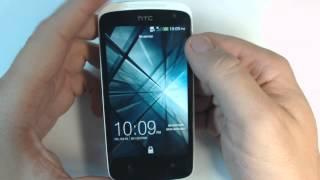 видео Замена Экрана (Дисплея) HTC Desire 500. Пошаговая инструкция