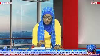 LIVE | Actualités en Débat du Jeudi 11 juillet 2019, à la Présentation: Soxna Fat'Cissé