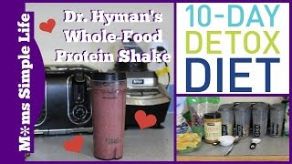 Dr. Hyman's Whole-Food Protein Shake
