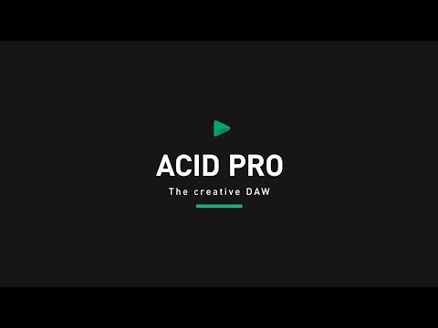 Introducing ACID Pro 10